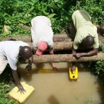 Fetching Water from Original Water Source