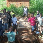 Children and Construction of Pit Latrines