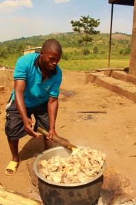 Kato cooking