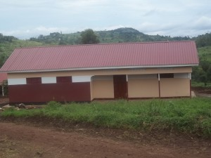 Storehouse for the Vocational School